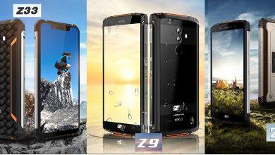 Serie Zoji Z9, Z11 y Z33 destacada
