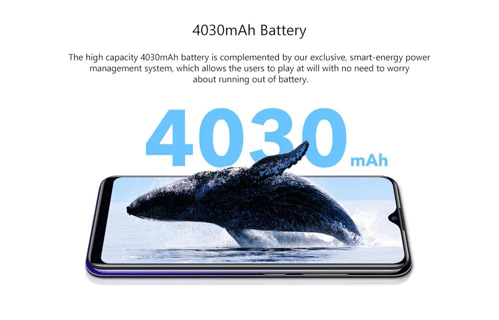 Vivo Y95 batería