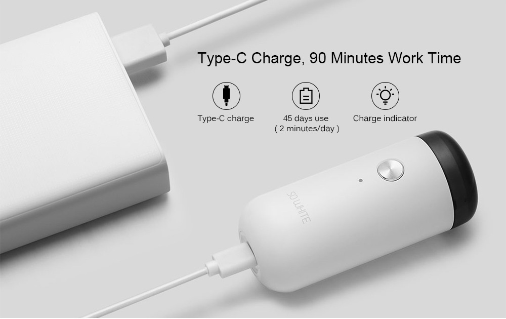 Xiaomi ED1 Mini Electric Shaver USB