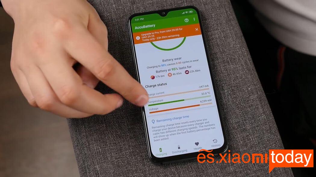 Xiaomi Mi 9 SE batería 01
