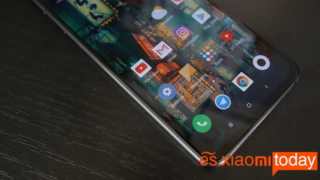 Xiaomi Mi 9 SE diseño 02