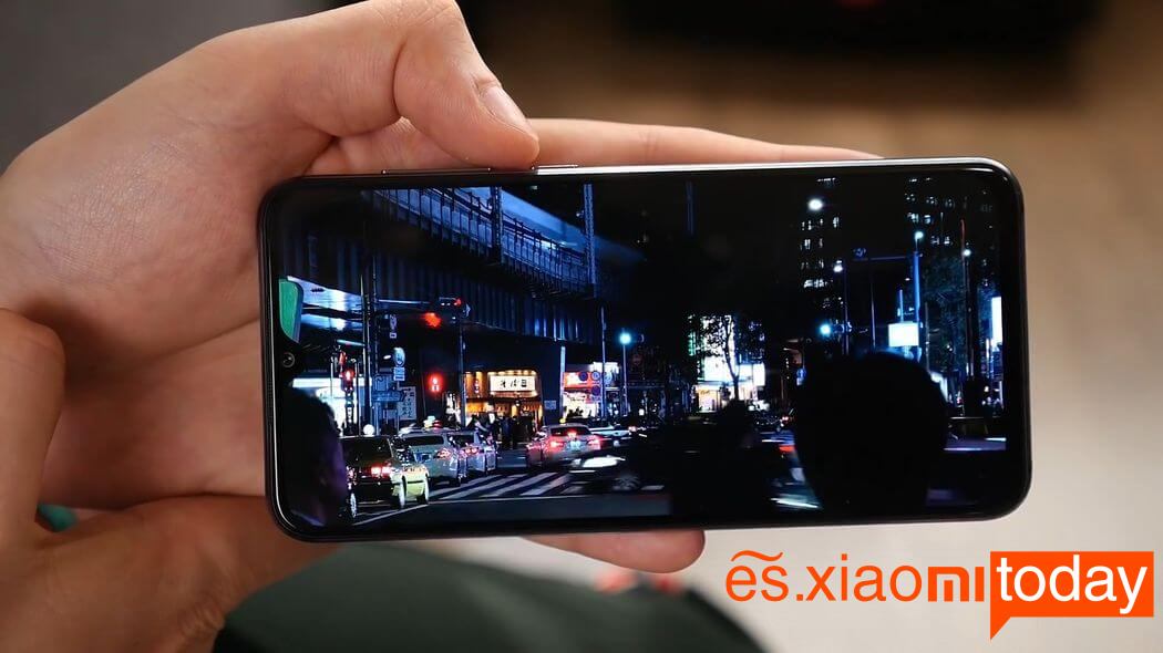 Xiaomi Mi 9 SE pantalla 01