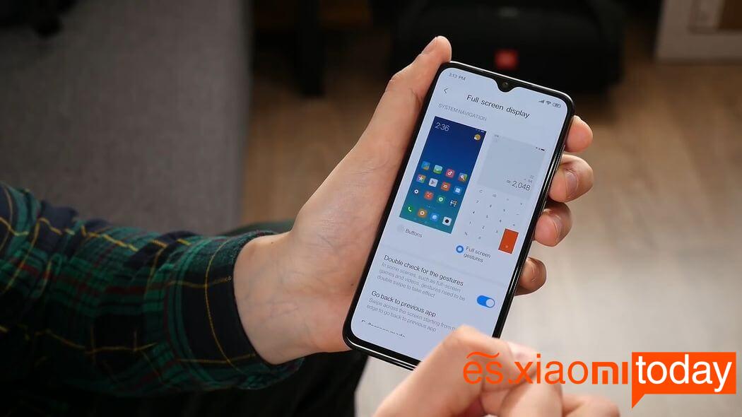 Xiaomi Mi 9 SE software 01