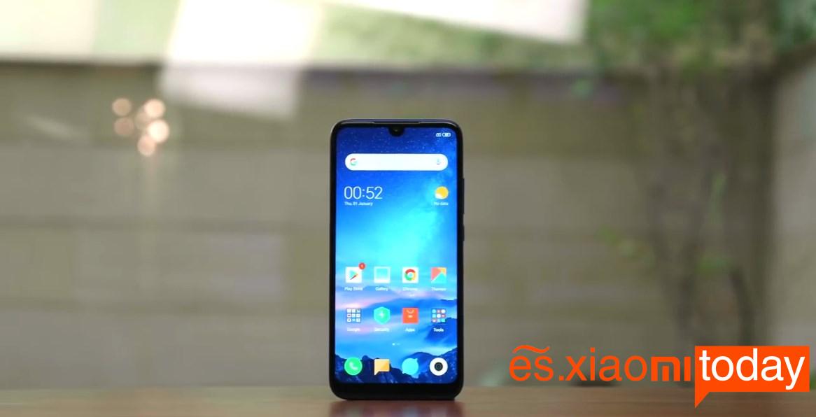 Xiaomi Redmi 7 destacada