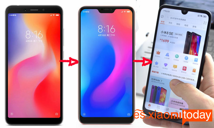 Xiaomi Redmi 7 software 01