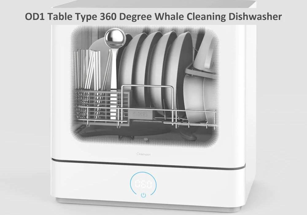 lavavajillas Xiaomi destacada