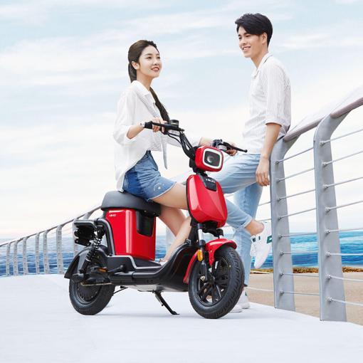 Xiaomi presenta a la nueva bicicleta Mi HIMO Electric Bicycle T1 con un alcance de 120 km