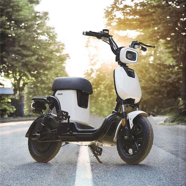 Xiaomi presents the new bike Mi HIMO Electric Bicycle T1