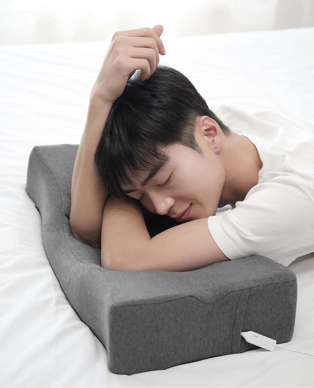 Xiaomi presenta una nueva almohada con cuello de grafeno PMA con conducción ósea