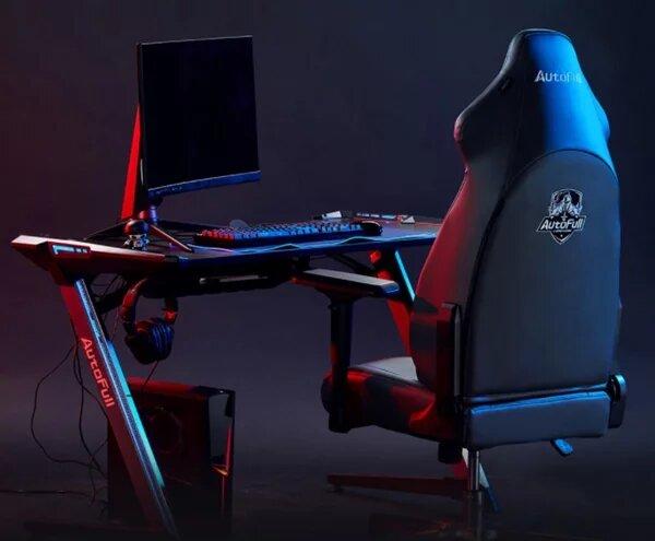 Xiaomi Lanz 243 A La Nueva Silla Autofull Gaming Chair