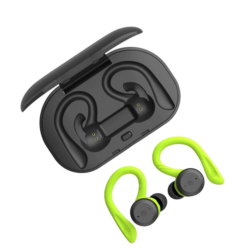 IP7 Waterproof Headphones battery