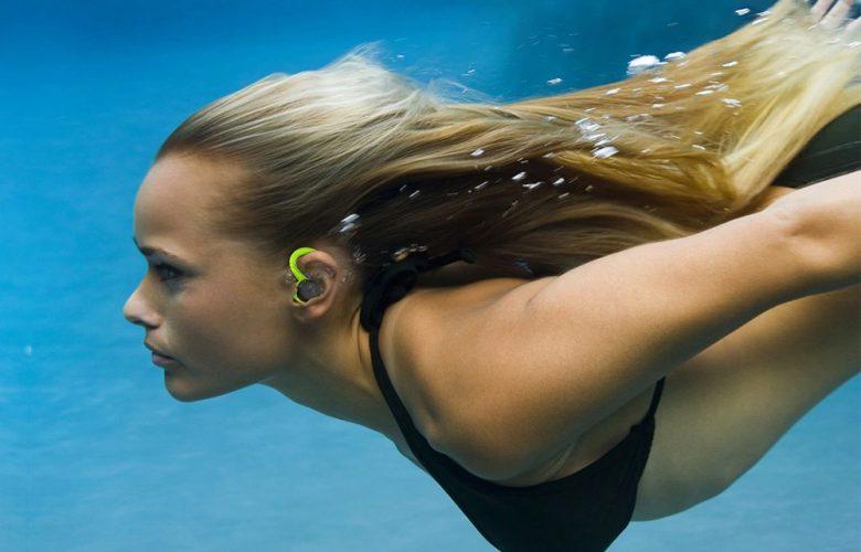 IP7 Waterproof Headphones destacada