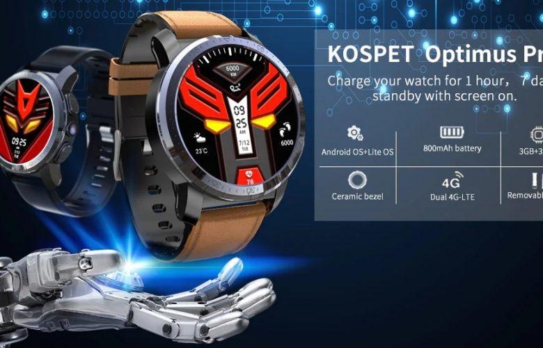 Kospet Optimus Pro destacada