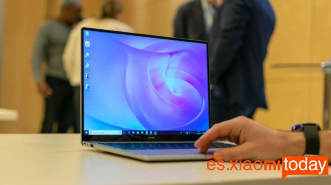 Huawei Matebook 14 Análisis: Pantalla