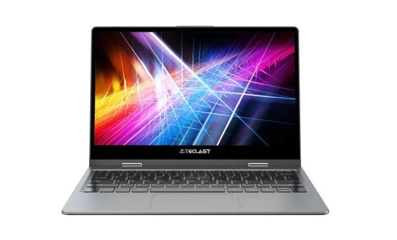 Teclast F5R Laptop Review Notebook con pantalla rotativa de 360° y 6 modos de uso