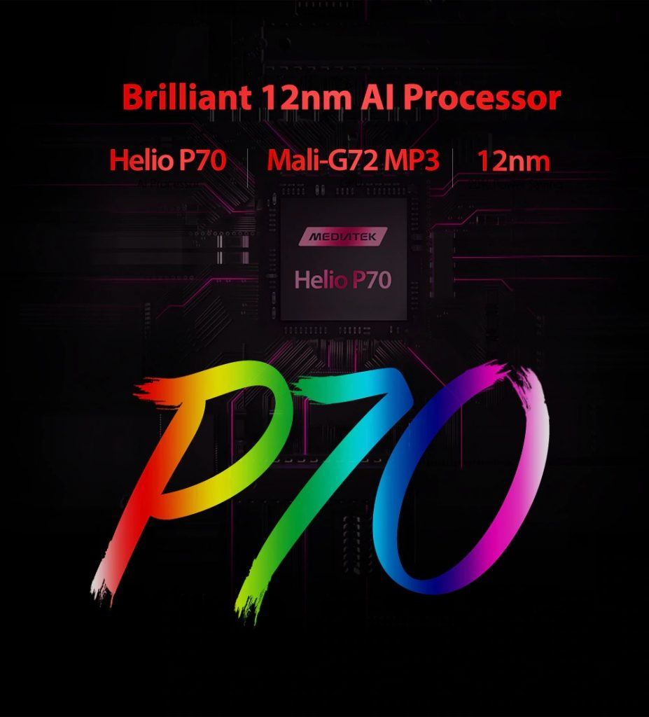 Ulefone Armor 6E processor
