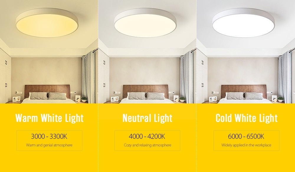 Utorch Smart Voice Control LED Ceiling Light