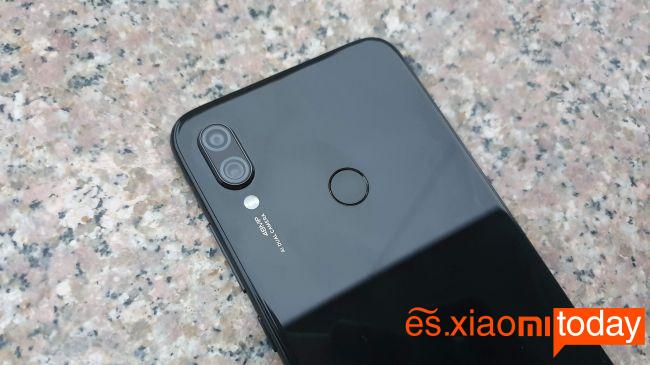Xiaomi Redmi Note 7 Pro cámara 01