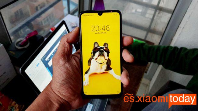 Xiaomi Redmi Note 7 Pro pantalla 03