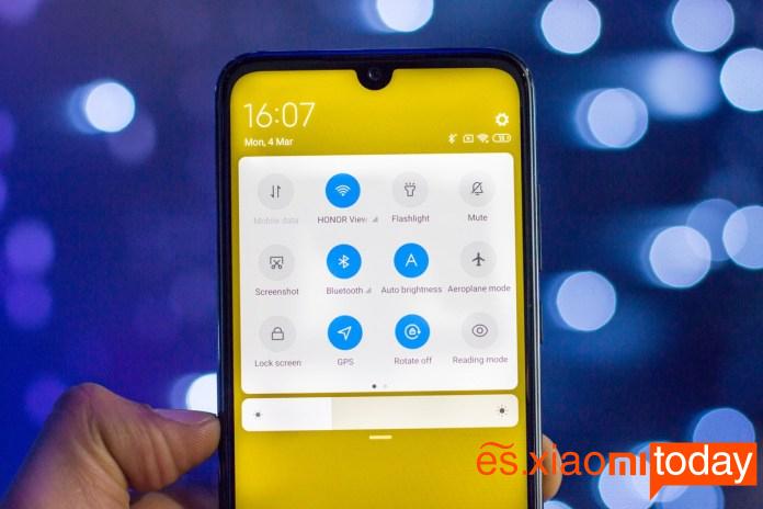 Xiaomi Redmi Note 7 Pro rendimiento 01