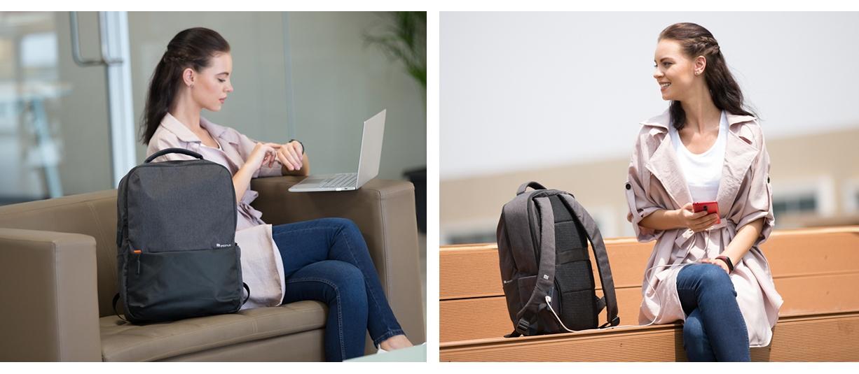 Xiaomi presenta a la nueva Mi Business Casual Backpack con un precio de $15