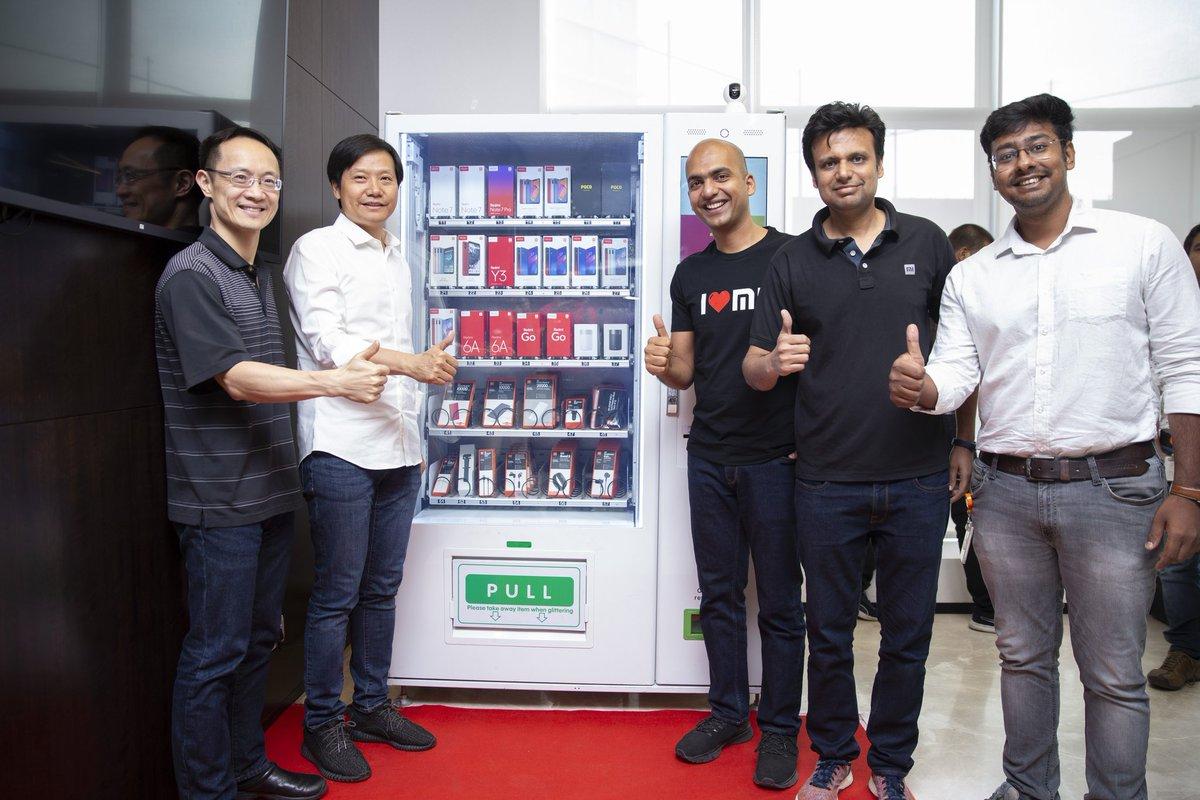 Mi Express Kiosk, la nueva manera de vender productos de Xiaomi