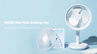 Xiaomi Solove Mini Desktop Fan