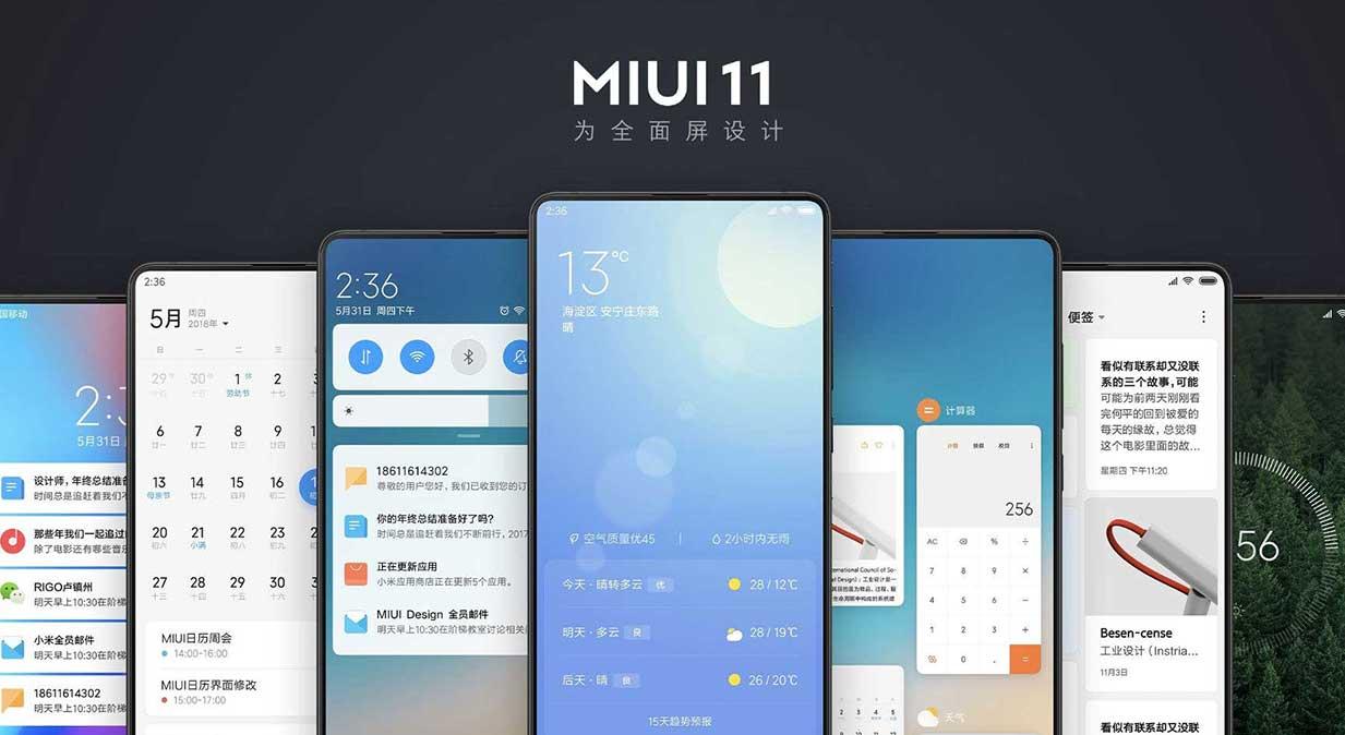"""Xiaomi está probando un efecto de """"reemplazo de cielo"""" para la configuración de cámara de MIUI 11"""