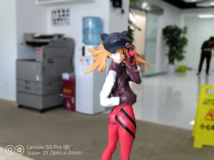 Lenovo S5 Pro: Cámara