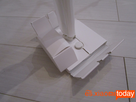 Xiaomi Mijia MJTD01YL Lamp Unboxing y Análisis:Paquete