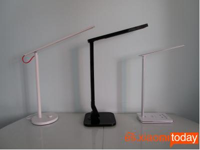 Xiaomi Mijia MJTD01YL Lamp Unboxing y Análisis: Breve comparación con otras lámparas LED