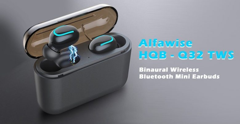 Alfawise HQB - Q32 TWS destacada