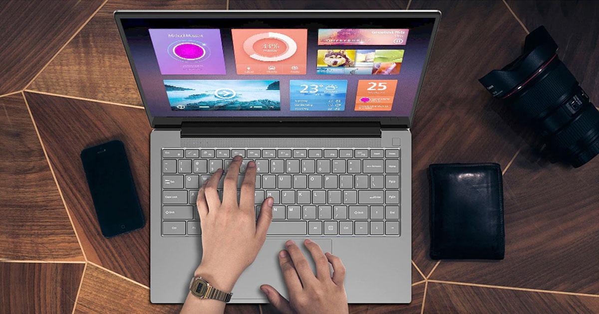 Jumper EZBook X4 Pro, una portátil de calidad y buen precio