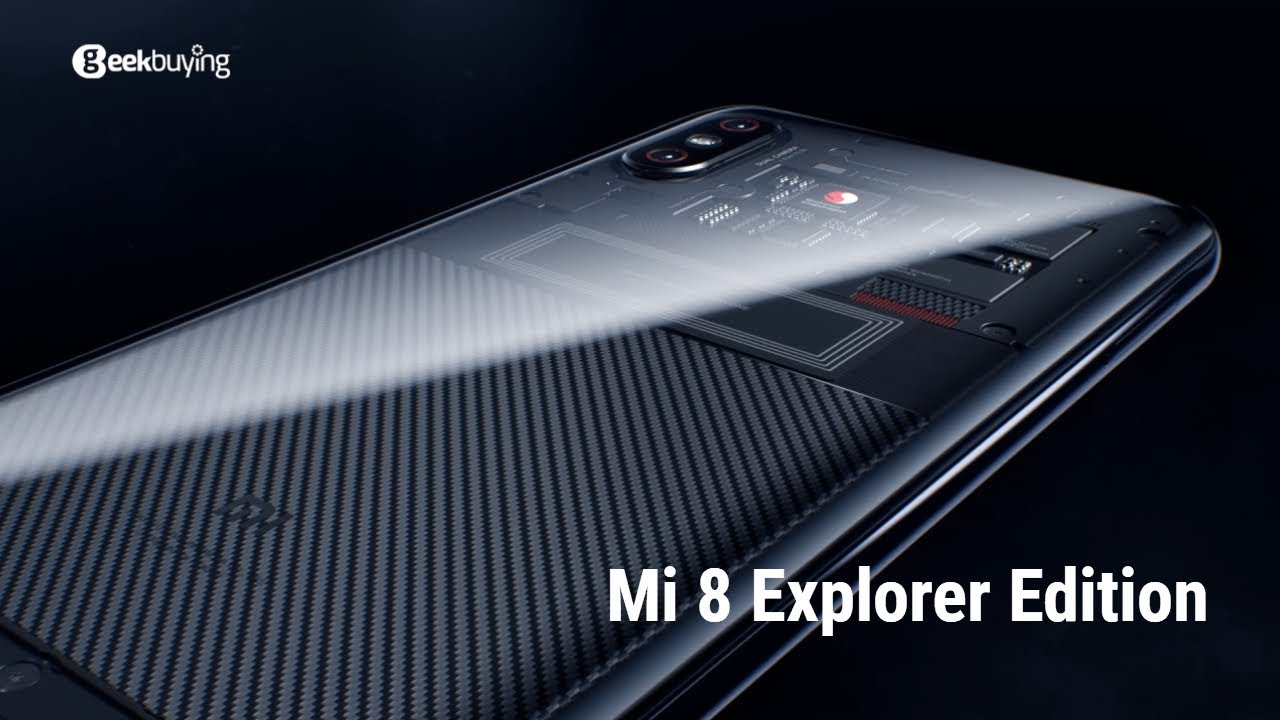 Mi 8 ExplorerEdition