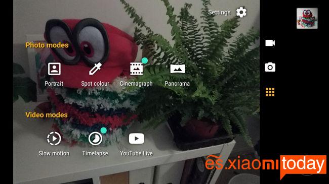 Motorola P30 Play cámara 03