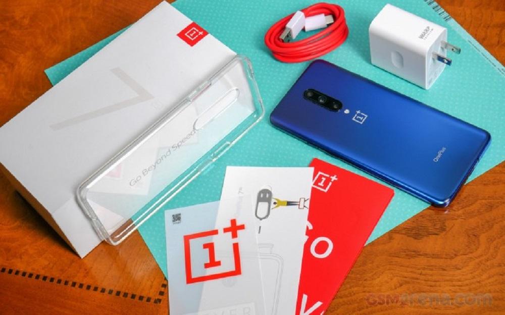 OnePlus 7 Pro paquete