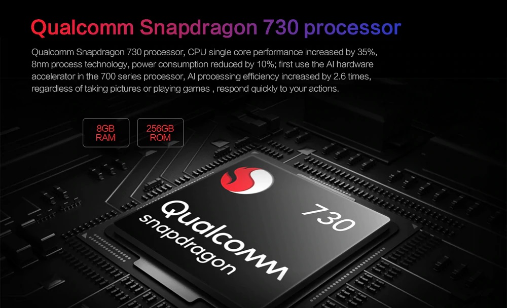 Redmi K20 CPU