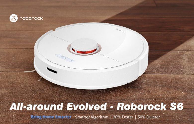 Roborock S6 destacada