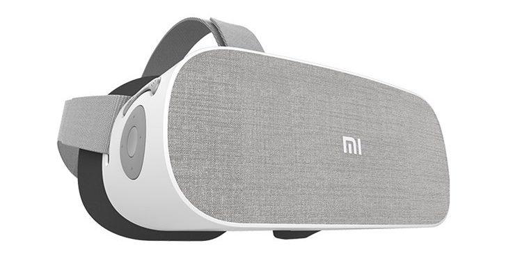 Xiaomi Mi 3D Cinema Headset destacada
