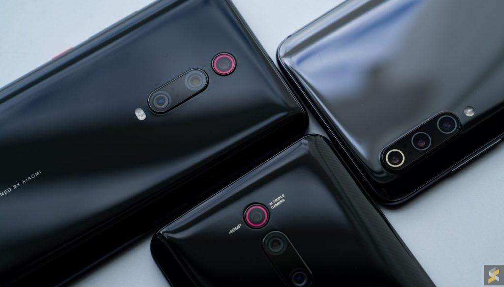 Xiaomi Mi 9T vs Xiaomi Mi 9 vs Redmi K20 Pro (Cámara) introducción 01