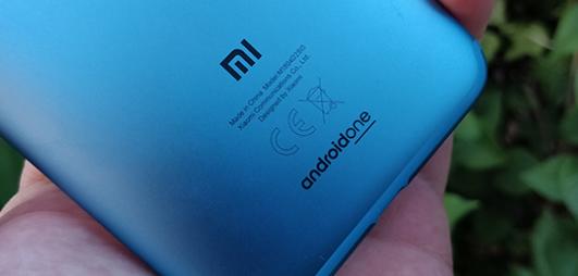 Xiaomi Mi A3 Lite - Marca