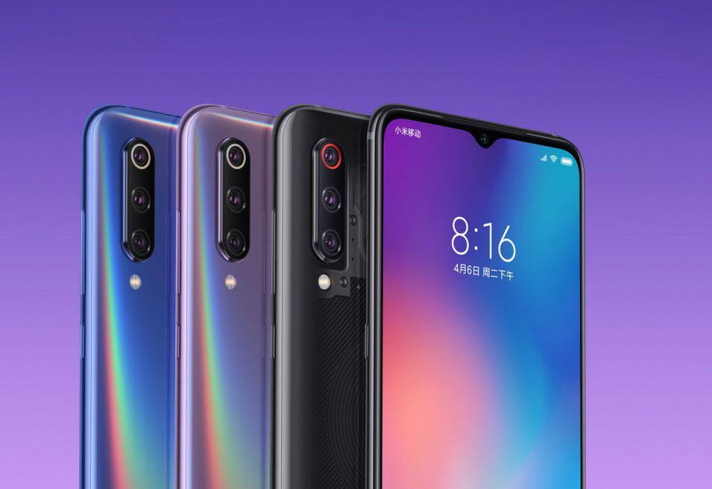 Xiaomi Mi CC9 - Variantes
