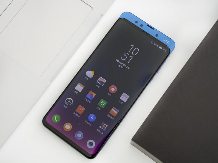 Xiaomi Mi MIX 3 - Modelo
