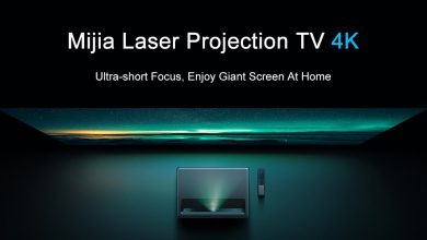Xiaomi Mijia 4K LáserProjector destacada