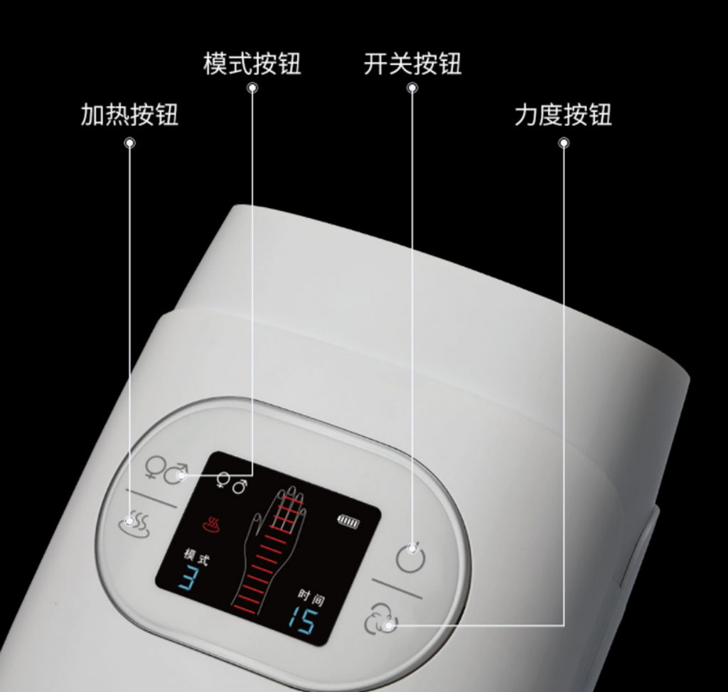 Xiaomi PMA - Pantalla táctil