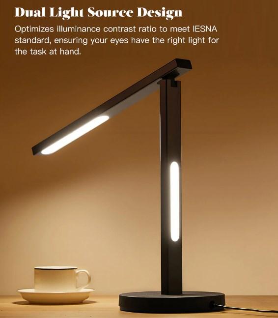 Xiaomi Phillips Table Lamp diseño 01
