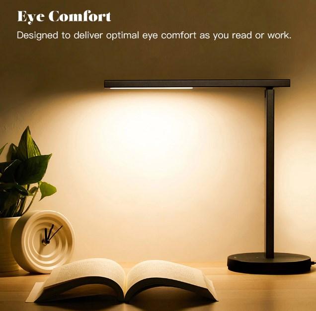 Xiaomi Phillips Table Lamp diseño 02