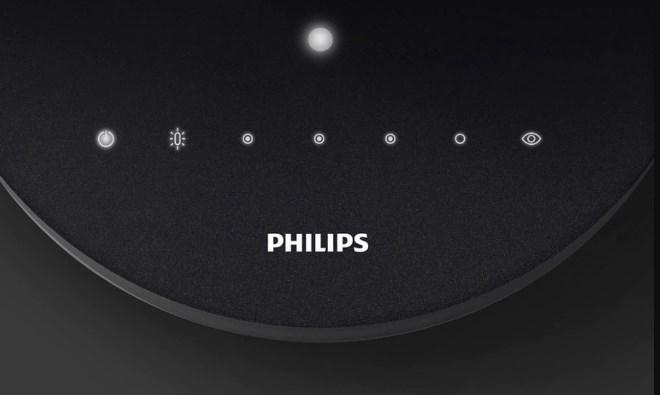 Xiaomi Phillips Table Lamp diseño 03