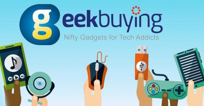 ¡El 7mo aniversario de Geekbuying trae consigo grandes descuentos!