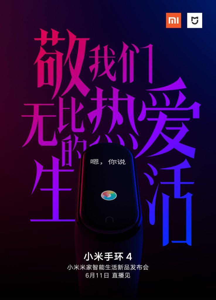 La Xiaomi Mi Band 4 y su increíble récord de ventas